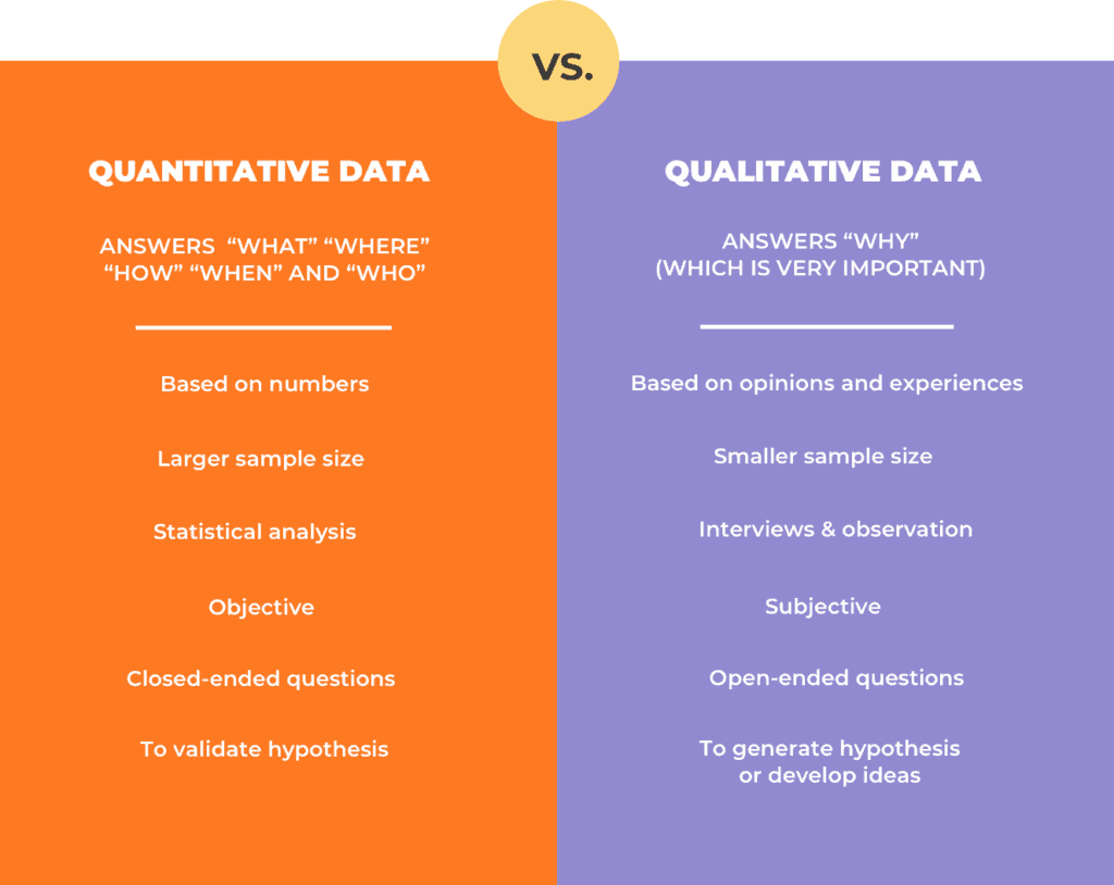 trust hacking - qualitative vs quantitative